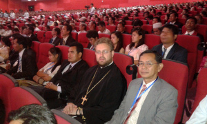 Межрелигиозная конференция «Meeting on dissemination religious moral vision for harmonization in Cambodia» в Пномпене (Камбоджа)